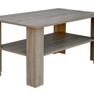 Konferenční stolek ALVARO 110 cm, dub truflový DOPRODEJ