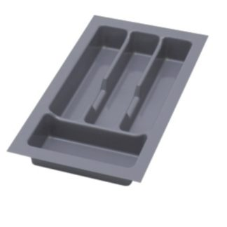 Plastový pořadač na příbory do zásuvek SMARTBOX 30 cm