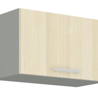 EKO AKACJA, skříňka horní 60 OK-40, šedá/akácie