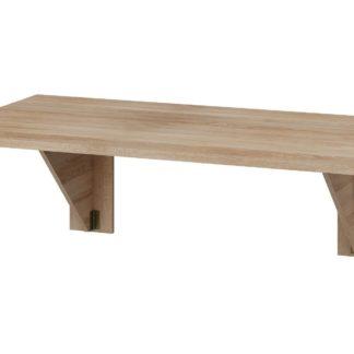 Skládací jídelní stůl EXPERT 9, dub sonoma
