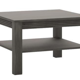 SEVILLA, konferenční stolek, norská borovice černá
