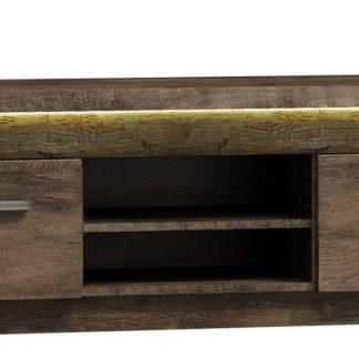 Televizní stolek INDIANAPOLIS I-9, jasan tmavý