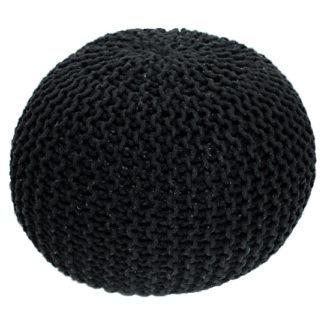 GOBI TYP 1 taburet, černá
