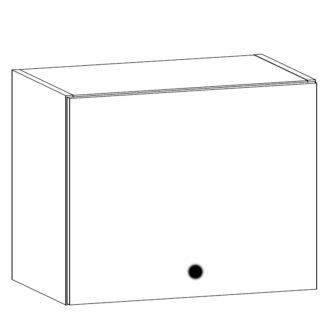 PROVANS horní skříňka G50K, borovice andersen