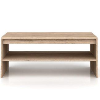 ELPASSO, konferenční stolek LAW/110, dub san remo světlý