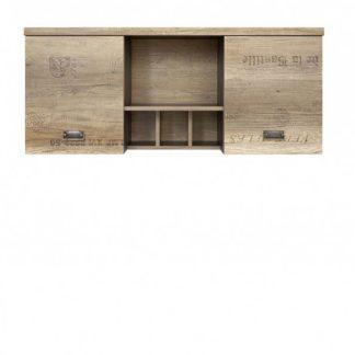 MALCOLM, skříňka SFW2D, dub canyon monument/šedý wolfram