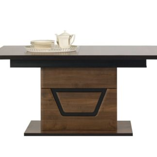 TS 9 - TESS, rozkládací jídelní stůl TS 9, ořech