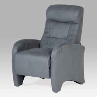 Relaxační křeslo TV-7027 GREY2,  šedá