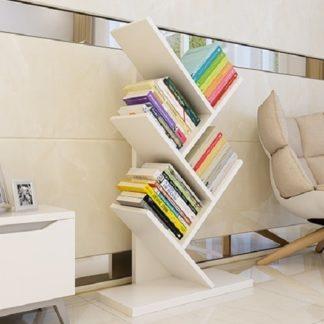 Knihovna BAKI NEW TYP 3, bílá