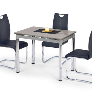Jídelní stůl rozkládací LOGAN 2, šedý