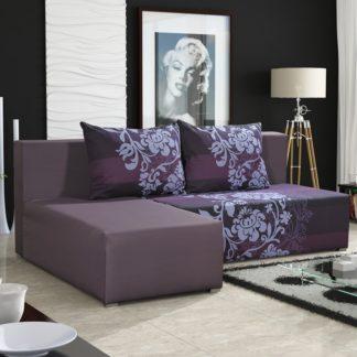 Rohová sedačka ESPANA 6, fialová