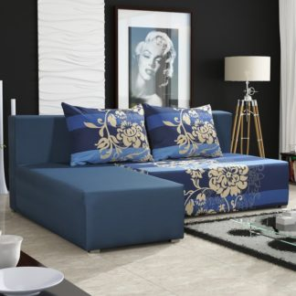 Rohová sedačka ESPANA 7, modrá