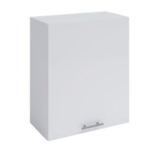 FABIANA, horní skříňka, W-60, bílá