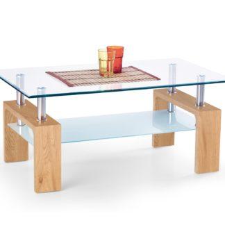 Konferenční stolek DIANA INTRO, dub zlatý
