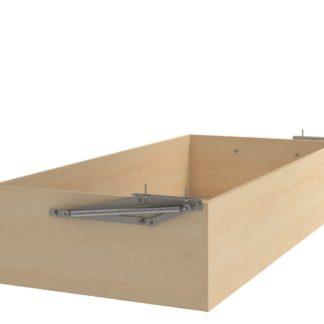 Úložný prostor k posteli UNO 160x200 cm, javor světlý