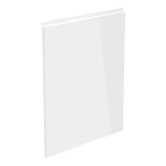 ASPEN, dvířka na myčku 60/72, bílý lesk