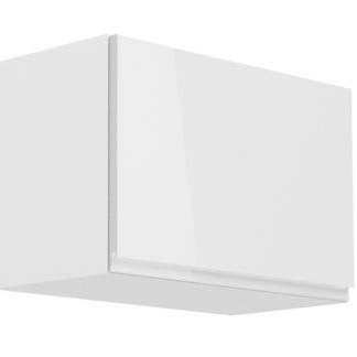 ASPEN, skříňka horní G60K, bílá/bílý lesk