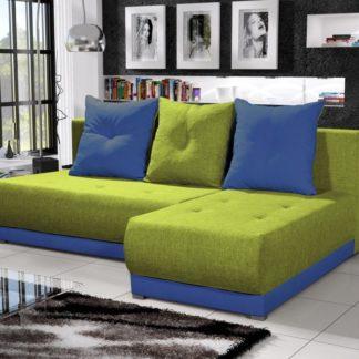 Rohová sedačka INSIGNIA 16, zelená/modrá