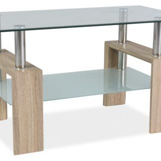 Konferenční stolek LISA III, dub sonoma