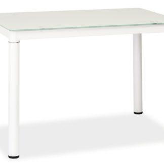 Jídelní stůl GALANT 60x100, bílý