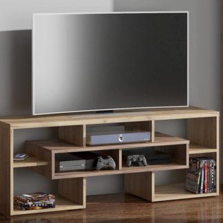 TV stolek RIO 20, craft tobaco/craft zlatý