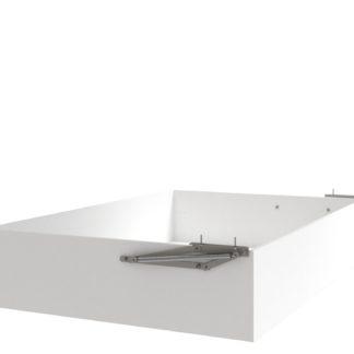 Úložný prostor k posteli UNO 120x200 cm, bílá arctic