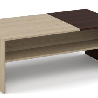 Konferenční stolek MONACO, sonoma/wenge