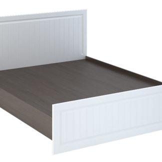 PRAGA KP-900 postel 140 cm, wenge/bílá
