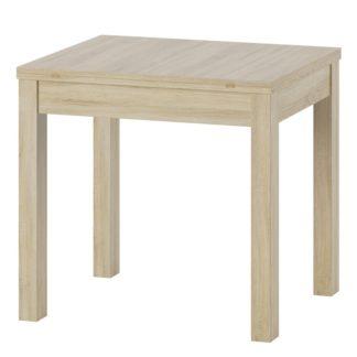 Jídelní stůl rozkládací CLEO, dub sonoma