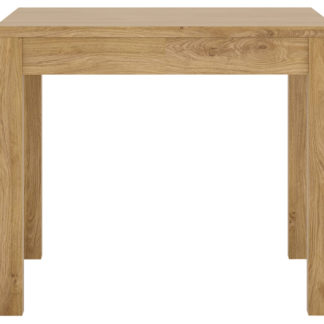 SHETLAND, jídelní stůl, dub shetland
