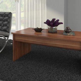 Konferenční stolek INDILA, švestka wallis