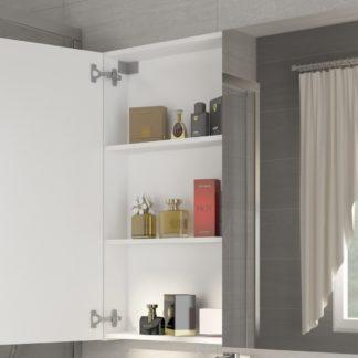 Koupelnová skříňka DELLA 100 cm, bílá