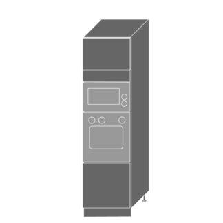 EMPORIUM, skříňka pro vestavbu D14RU, korpus: lava, barva: white