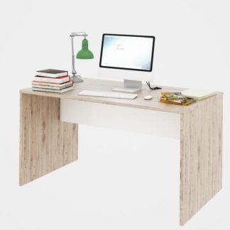 RIOMA psací stůl TYP 11, dub san remo/bílá