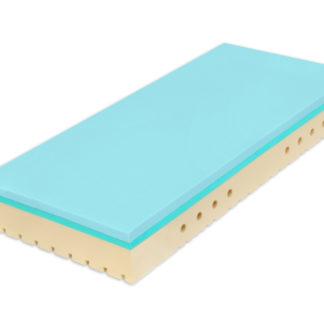 Matrace SUPER FOX BLUE Classic 90x200x18 cm, 1+1 ZDARMA