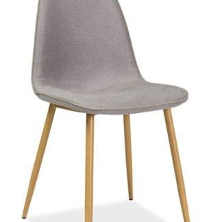 Jídelní židle DUAL, šedá