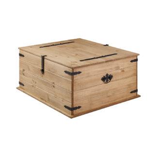 Truhla/konferenční stolek CORONA, medový odstín