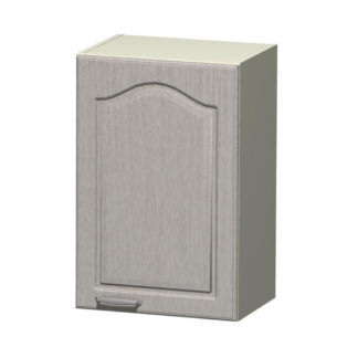 JULA horní skříňka pravá H 40 P, korpus vanilka/dvířka magnolie