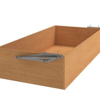 Úložný prostor k posteli UNO 160x200 cm, buk 04