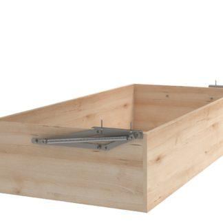 Úložný prostor k posteli UNO 160x200 cm, buk iconic