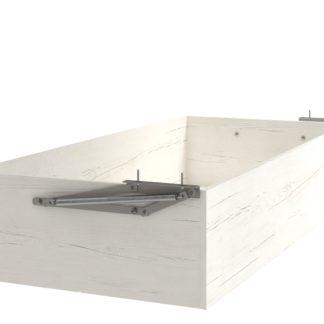 Úložný prostor k posteli UNO 160x200 cm, pino aurelio