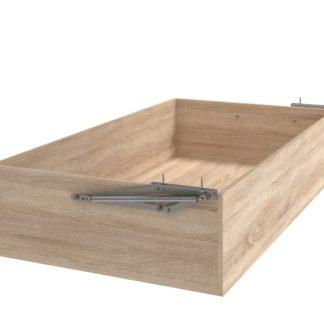 Úložný prostor k posteli UNO 90x200 a 180x200 cm, dub bardolino