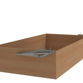 Úložný prostor k posteli UNO 90x200 a 180x200 cm, buk 07