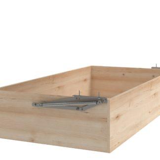 Úložný prostor k posteli UNO 90x200 a 180x200 cm, buk iconic