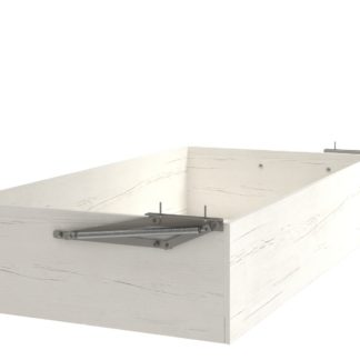 Úložný prostor k posteli UNO 90x200 a 180x200 cm, pino aurelio