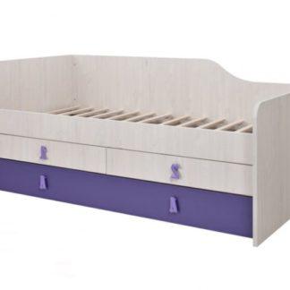 NUMERO POSTEL 90 2F, dub bílý/fialová