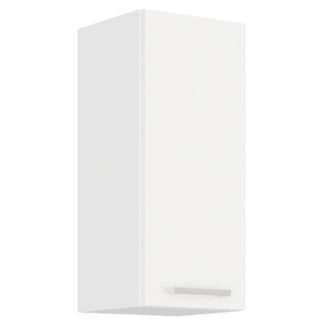 EKO WHITE, skříňka horní 30 G-72 F, bílá