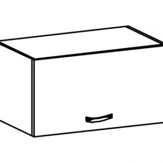 ROYAL, skříňka horní nízká G60KN, borovice norská