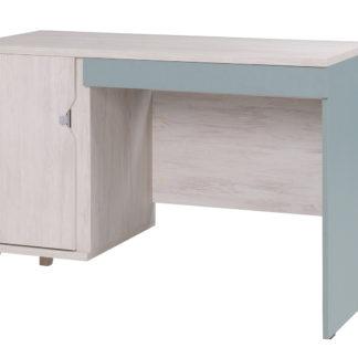 MEMONE psací stůl, dub bílý