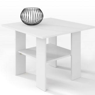 Konferenční stolek AGA H50, bílá